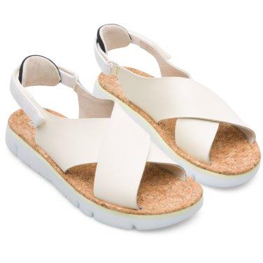 여성샌달로우 Oruga Sandal K200157-013