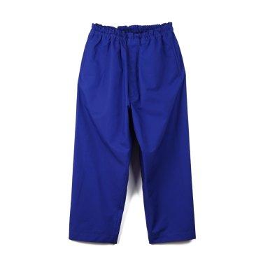 KAPTAIN SUNSHINE Athletic Easy Pants Blue