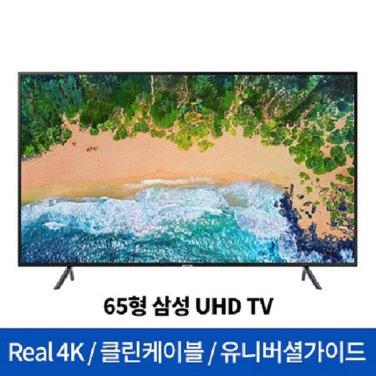163cm UHD TV UN65NU7010FXKR (스탠드형)