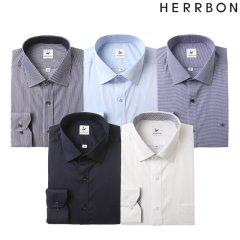 데일리 비즈니스 긴소매 셔츠 (슬림핏/일반핏) 9종 택1 H193MMI701WH1외8종