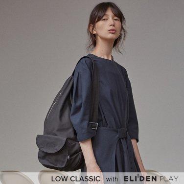 [로우클래식] 19SS Cotton pocket bag - Charcoal  (Z3LCI5BG001.CH)