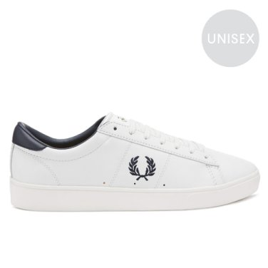 FRED PERRY 공용스펜서레더 Spencer Leather(254)  SFPU1837521-254