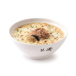 [본죽]고소한 참치야채죽