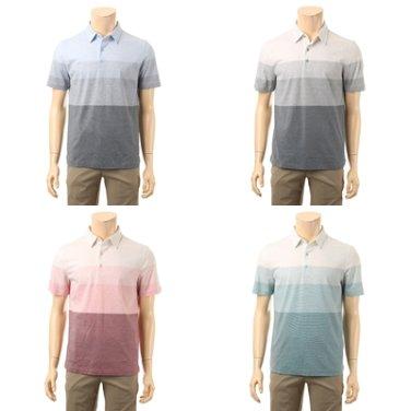 컬러블록 카라 티셔츠 ZPZ2TT1503_JS