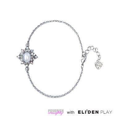 [피버리쉬앤너티] ROYALMATIC STAR SINGLE BRACELET-SILVER (RM2BR2)