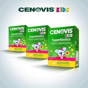 키즈 수퍼바이오틱스 3입세트 (30포*3)