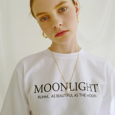 MOONLIGHT T (WHITE)