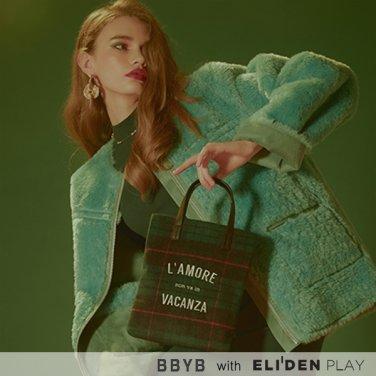 [비비와이비] BBYB Tartan Mini Bag (Green) (09I3210C3G)
