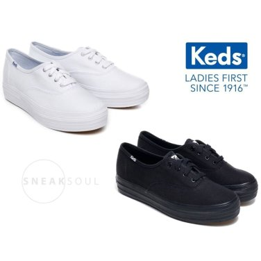 KEDS 컨템포러리 케즈 트리플 시즈널 솔리드 캔버스슈즈 WF49946 WF56551 2-COR