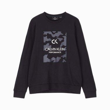 CK빌보드 맨투맨 티셔츠 4MF9W352-981