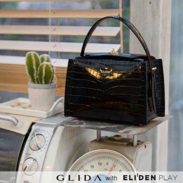 [그리다] GLIDA OPENING Bag (S) - Black (GOCBA-01)