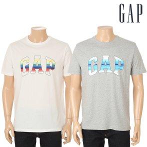 남녀공용 컬러플 로고 반팔 티셔츠 5119126048001외1종(5119126048081)