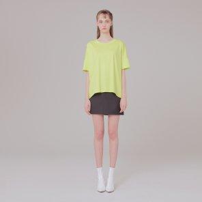 Detail T-shirt 002 Lemon