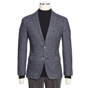 대백특가 럭셔리 블루 캐주얼 자켓