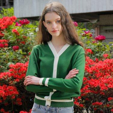 color cardigan_green