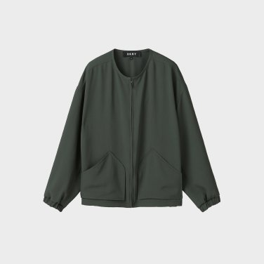 점퍼스타일의 집업 재킷(DW1J1WJC701L)