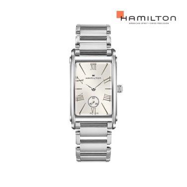 H11421114 아메리칸클래식 아드모아 실버 메탈 여성 시계 라지 사이즈