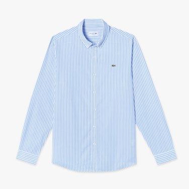 스트라이프 슬림 셔츠 (CH2763-19A)