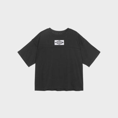로고 패치 스포츠 티셔츠(DW1J1TTS604U)