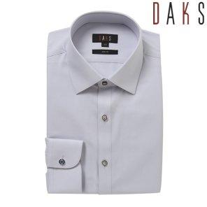 슬림핏 솔리드 셔츠 (DGP1SHDL305G1)