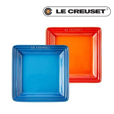 오리엔탈 각접시(M) 2P 세트 - 색상선택