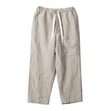 KAPTAIN SUNSHINE Over Easy Pants Ivory