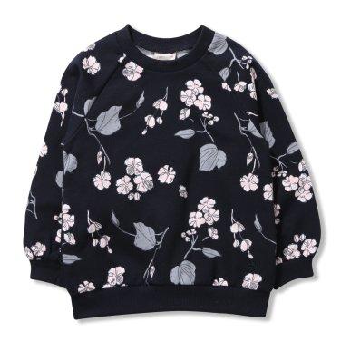 여아네이비꽃나염티셔츠(P1915T563_11)