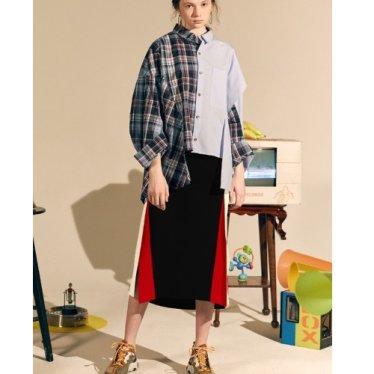 [테이즈] Lender Skirt 2컬러(20SSTAZE07E)