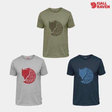 포에버 네이처 반팔 티셔츠 Forever Nature T-Shirt -F182MHL14CT