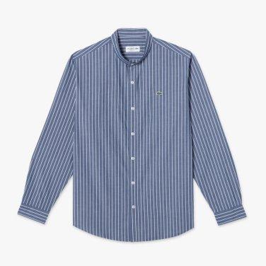 스트라이프 헨리넥 셔츠 (CH151E-19A_KR217)