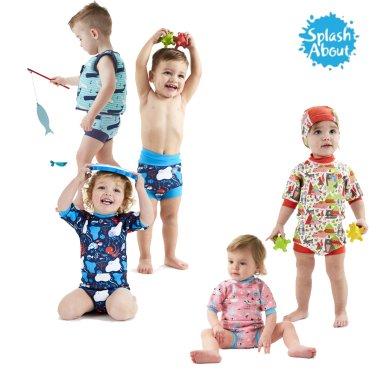 [스플래시어바웃] 소중한 우리 아기, 영국 국민 아기 수영복