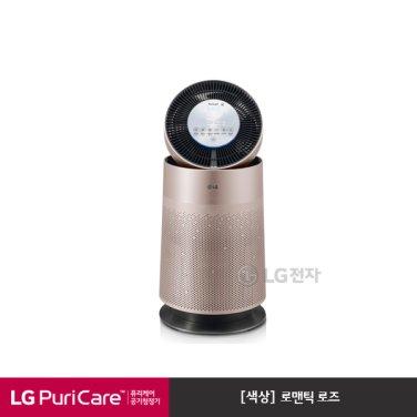 퓨리케어 360 공기청정기 AS199DPA (클린부스터/로맨틱로즈)