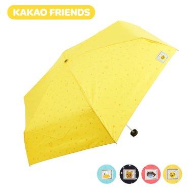 카카오프렌즈 50에코플라워 슬림 5단우산
