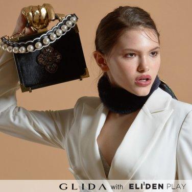[그리다] GLIDA HIGHLIGHT STAGE Bag-Black (GSB-SB13)