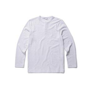 플라켓 포인트 라운드 티셔츠 NEA1TR1902