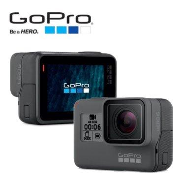 HERO 6 블랙 + 3-WAY 셀카봉 + MSD32G 증정 / 액션캠