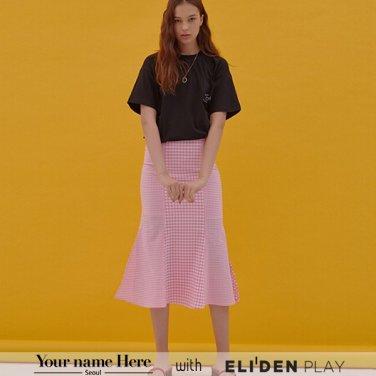 [유어네임히얼] 핑크 반반이