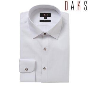슬림핏 솔리드 셔츠 (DGP1SHDL305A1)