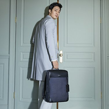 COWERN 백팩 M NAVY DS241002