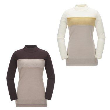 SATTI (사티) 여성 터틀 티셔츠 / 긴팔티 (DWW17294)