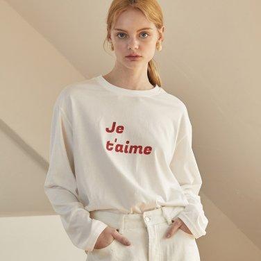 JE Jetaime Tshirt_WH