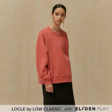 [로우클래식] 19 FALL LOCLE Sweat shirt_pink (Z3LCI6TS101)