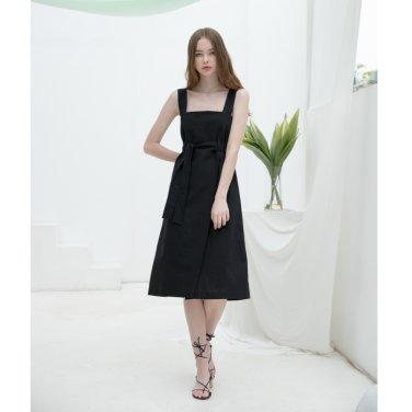 [클렛] Linen Sleeveless Dress (19CLETSM13E)