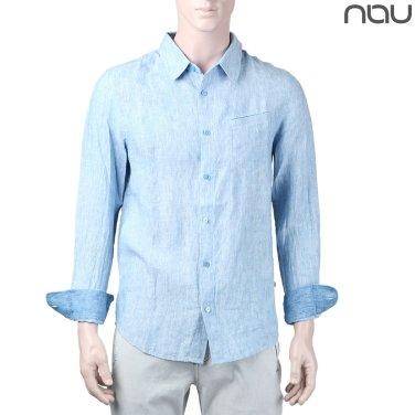 나우(nau) 케이드 여름 린넨소재 셔츠 1NUYSM8006M-LI
