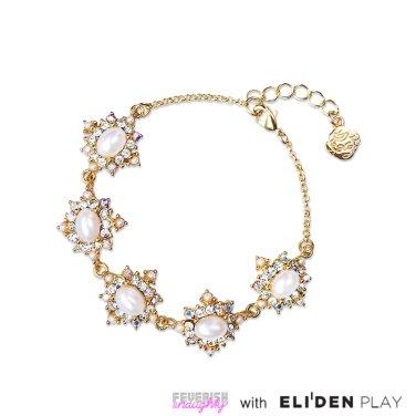 [피버리쉬앤너티] ROYALMATIC STAR 5 UNIT BRACELET-GOLD (RM1BR1)