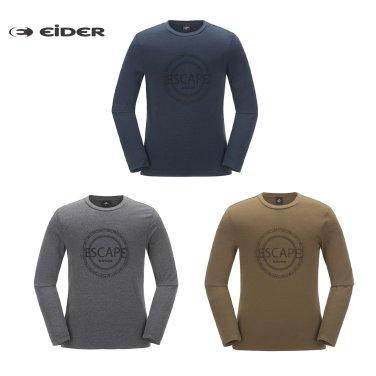DENALI (데날리) 남성 라운드 티셔츠 DMU17265