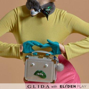 [그리다] GLIDA STAGE Bag-Silver (GSB-S11)