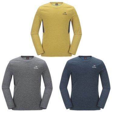 헤더 라운드 남성 티셔츠  / 긴팔티,등산티 (DMF17201)