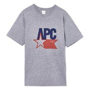A P C M코넬리우스 티셔츠 COEDUH26870