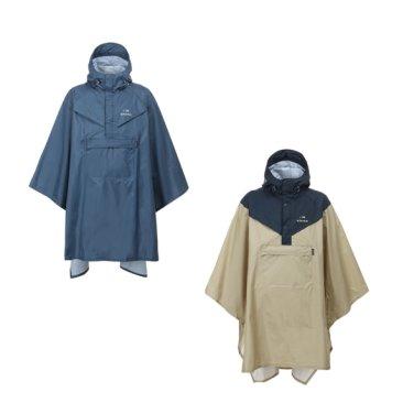 판초형 우의 비옷 DUS19902
